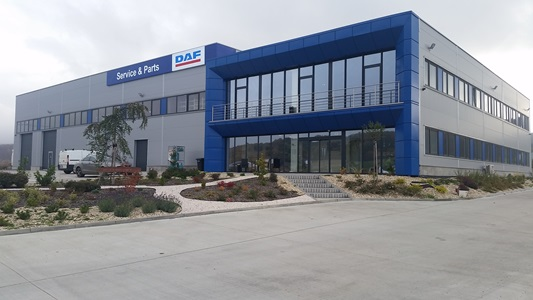 DAF Service and Parts