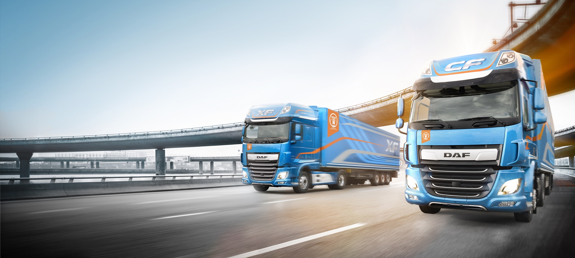 International Truck of The Year 2018 DAF XF and CF